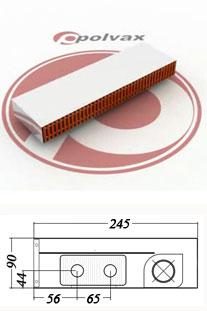 vnutripolniy konvektor polvax kvc 2